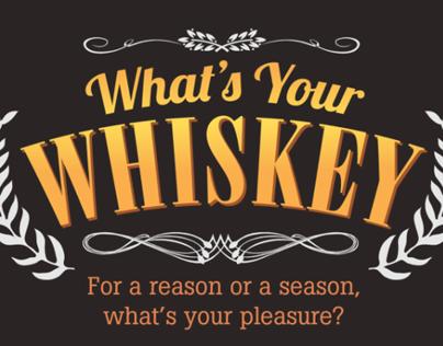 Palm's Casino & Resort Whiskey Infographic