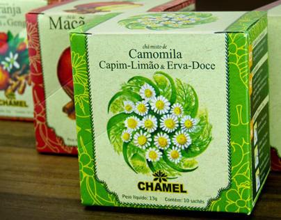 Linha de Embalagens para Chá