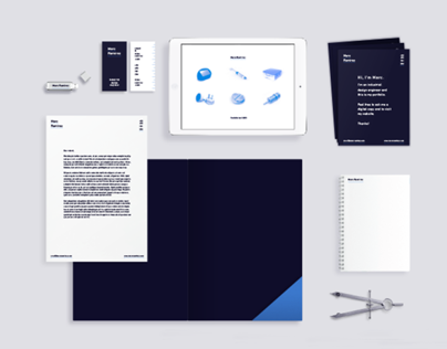 Marc Ramirez — Digital Publishing app & Identity