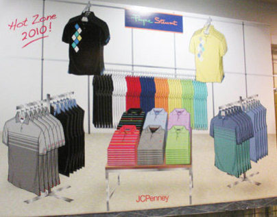 In Store Signage, Product Layout & Presentation Boards