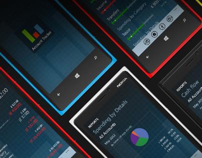 Nokia - Account Tracker