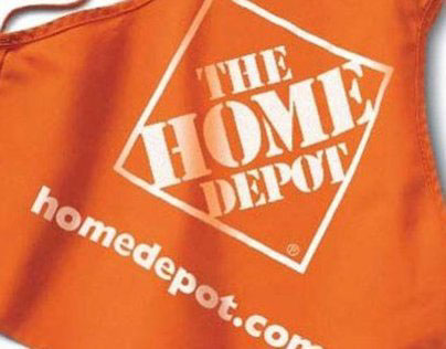 The Home Depot Project Center | Advanced TV Experience