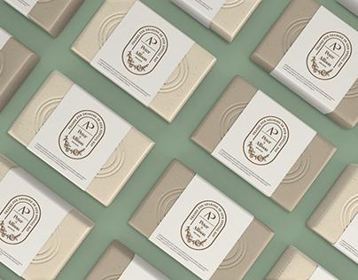 A&P's Wedding Logo | Packaging Design