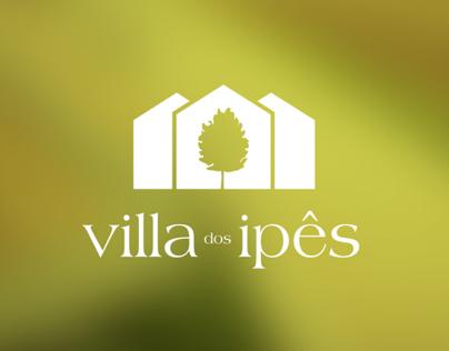 Branding Villa dos Ipês
