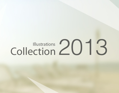 -2013 Illustrations Collection