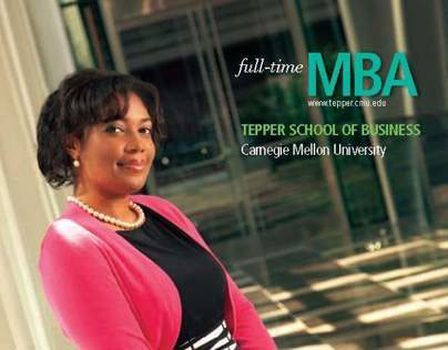 Tepper Schoolof Business Full-Time MBA Viewbook 2011