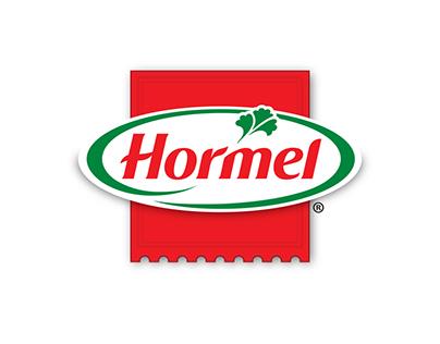 Hormel print & digital work