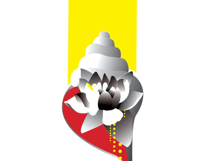Shells & Flowers