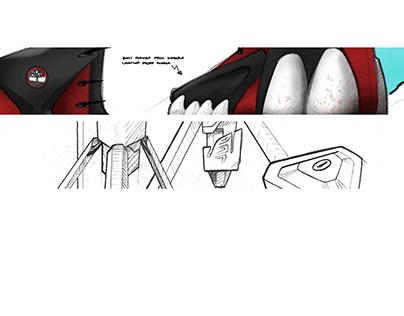 Sketching & Rendering