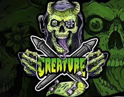 Skate or Die ! (Creature skateboards / Juxtapoz)