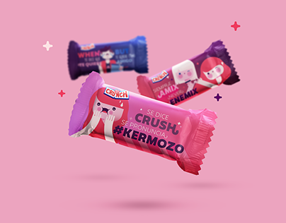 My Crunchy Love