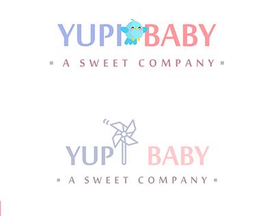 Propuestas de logos de pijamas para niños