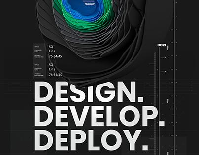 DESIGN. DEVELOP. DEPLOY.