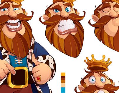 Criação de Personagem (Character Design)