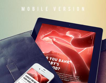 Mobile Mom Magazine - iPad App