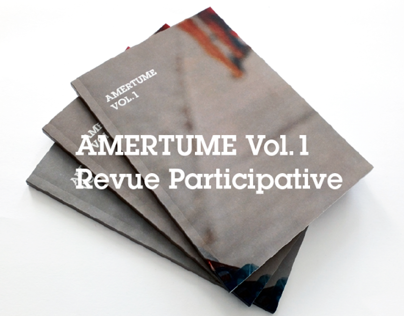 AMERTUME Vol.1 / Editions Croque-Madame