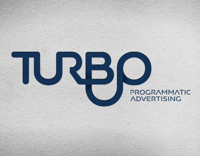 Logotype for new digital adv company