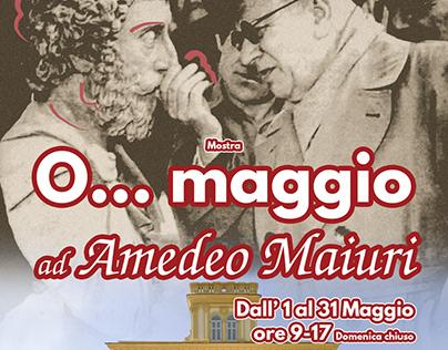 Omaggio ad Amedeo Maiuri - Poster
