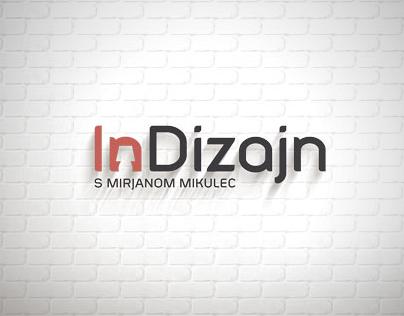 InDizajn (interior design show) / Logo design