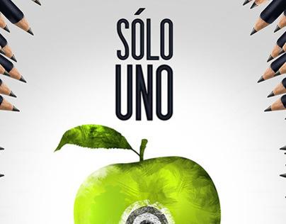 Concurso Sólo uno para la U. Tadeo Lozano | Leo Burnett