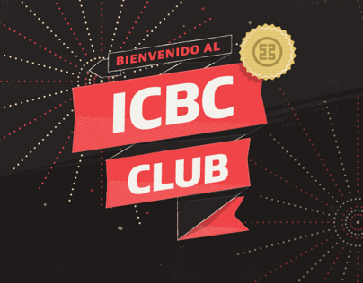 ICBC Club Spot Animation