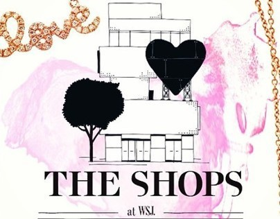The Shops At WSJ Valentine's Day 2014