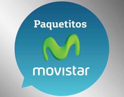 TV - Paquetitos $1 - MOVISTAR
