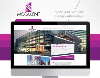 Modakent Website Design Alternative