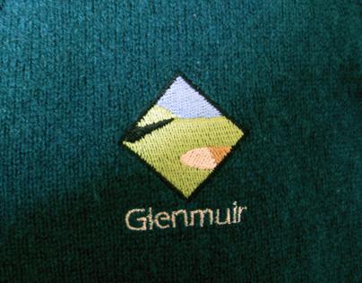 Logo for Glenmuir Sportswear
