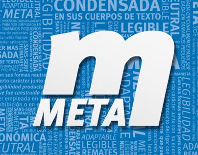 Meta Typeface