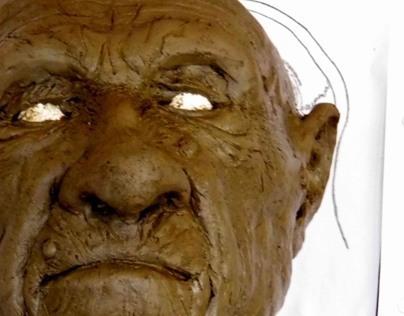Homo neanderthalensis - La Chapelle-aux-Saints 1 (also