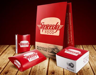 Speedy Food (Conceito de Marca e Design de Embalagem)
