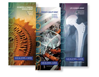 Brochure | Meagher & Geer Practice Areas