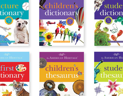 American Heritage Children's Dictionary Series