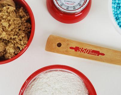 350˚ Baking