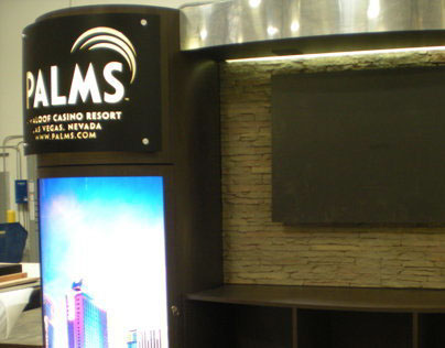 Palms Booth