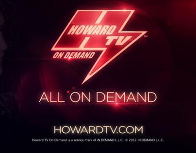 Howard TV Promo