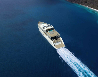 Yacht design inspired by SUNSEEKER