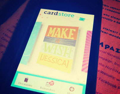 Cardstore Mobile 2012