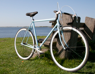 Fixed gear - Gazelle Champion Mondial