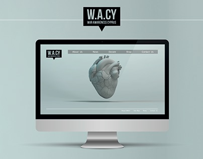 W.A.CY · war awareness campaign