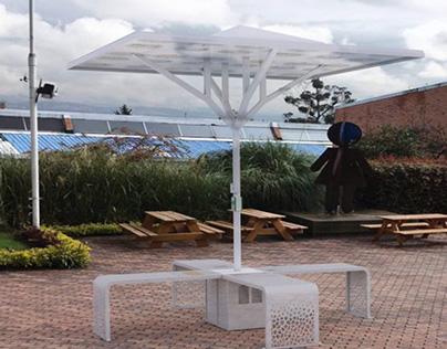 Estaciones de Carga Solar