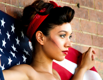 Fourth of July with Janelle Robin