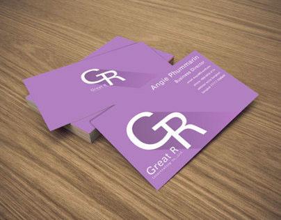 CI Design for Great R Inter Trading Company