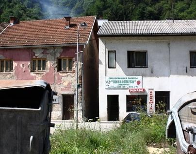 Pictures taken in Bosnia-Herzegovina