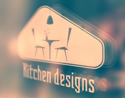 Kitchen Designs - Logo Design