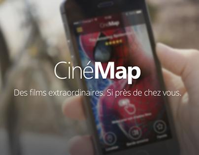 CinéMap