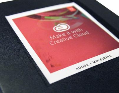 Adobe + Moleskine Book
