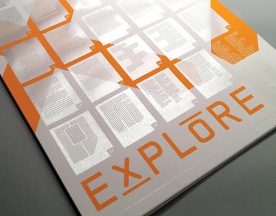 """Explore """"XX"""" poster"""