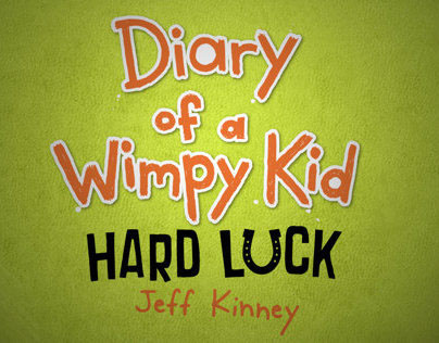 Diary of a Wimpy Kid: Hard Luck, 30 second spot